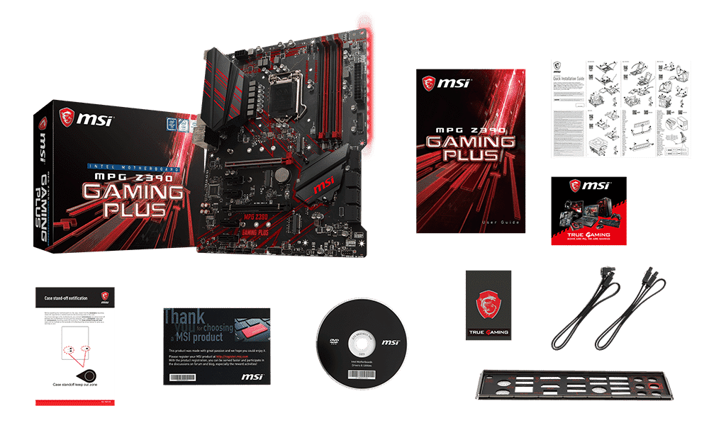 MSI MPG Z390 GAMING PLUS (1)
