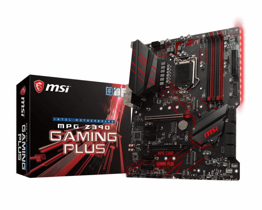 MSI MPG Z390 GAMING PLUS (6)